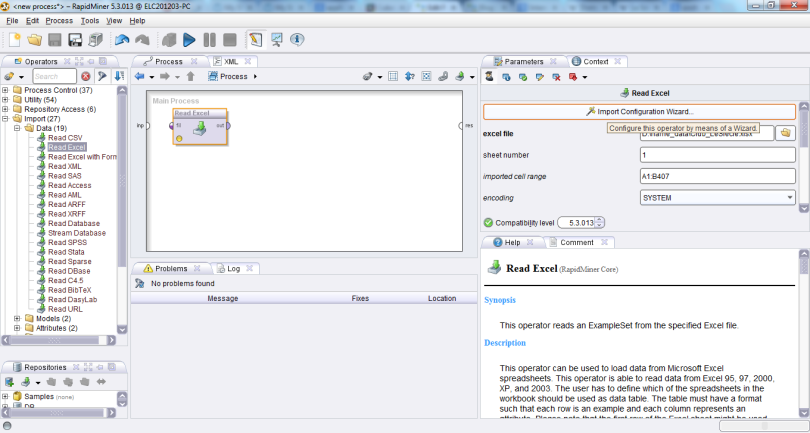 2014_RapidMiner_1_ReadExcel
