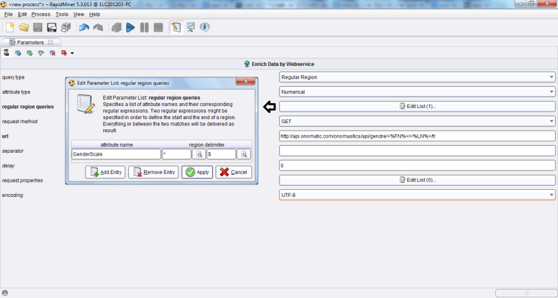 2014_RapidMiner_3_Enrich_by_WebService_Parameters